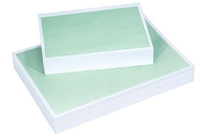 Obrázek Milimetrový papír - blok A4 / volné archy
