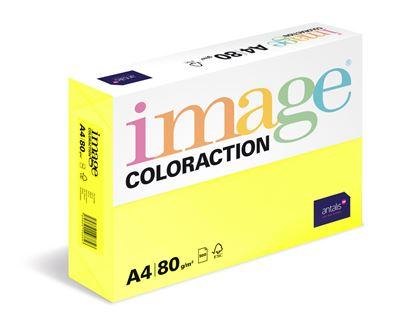 Obrázek Xerografický papír BAREVNÝ - CY39 canary/ středně žlutá / 500 listů