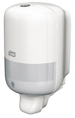 Obrázek Zásobník na tekuté mýdlo Tork Elevation - obsah 1 l / rozměr 291 x 112 x 114 mm