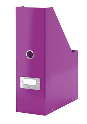 Obrázek Zásuvkový box Leitz Click & Store - 3 zásuvky / fialová