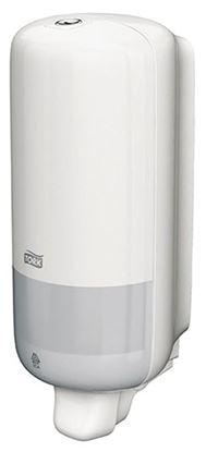 Obrázek Zásobník na tekuté mýdlo Tork Elevation - obsah 475 ml / 206 x 112 x 114 mm
