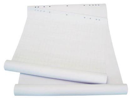 Obrázek Blok pro flipchartové tabule - čistý