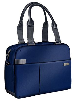 """Obrázek Dámská taška na notebook Leitz Complete - modrá / 13,3"""""""