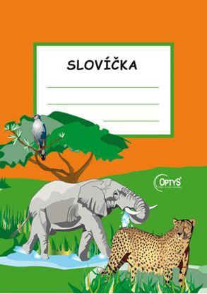 Obrázek Sešity na slovíčka - A5 / 40 listů