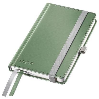 Obrázek Kniha záznamní Leitz Style - A6 / zelenkavá