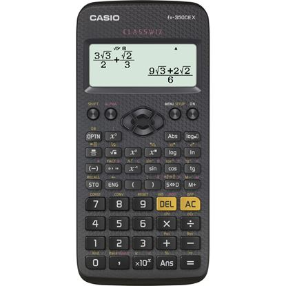 Obrázek Casio FX 350 CE X školní kalkulačka