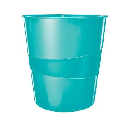 Obrázek Koš odpadkový WOW - ledově modrá
