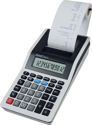 Obrázek Rebell PDC10 přenosná kalkulačka s tiskem displej 12 míst