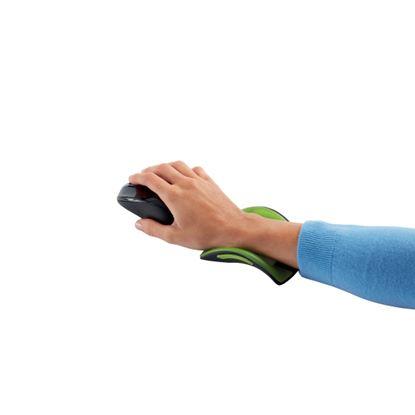 Obrázek Podložka zápěstí SmartFit - černá