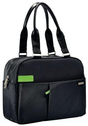 """Obrázek Dámská taška na notebook Leitz Complete - černá / 13,3"""""""