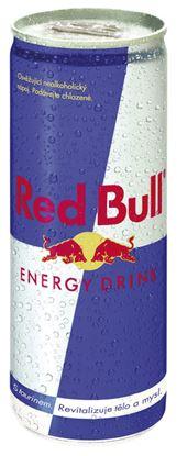 Obrázek Red Bull - plech / 0,25 l