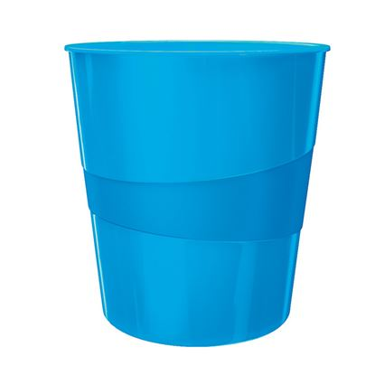 Obrázek Koš odpadkový WOW - modrá