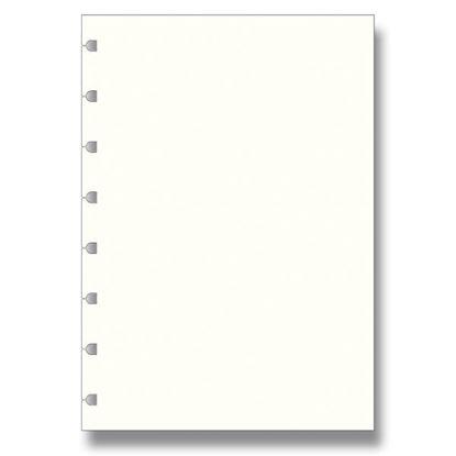 Obrázek Náhradní listy Filofax Notebook - A5 / čistý
