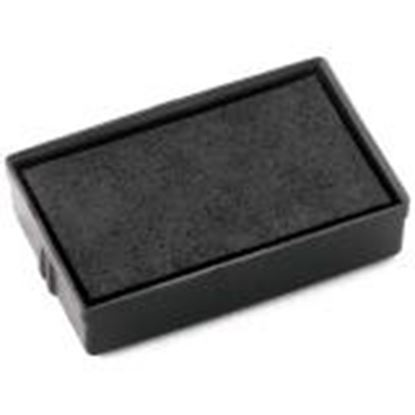 Obrázek Náhradní polštářky do samobarvicích razítek Colop - černá / E/10