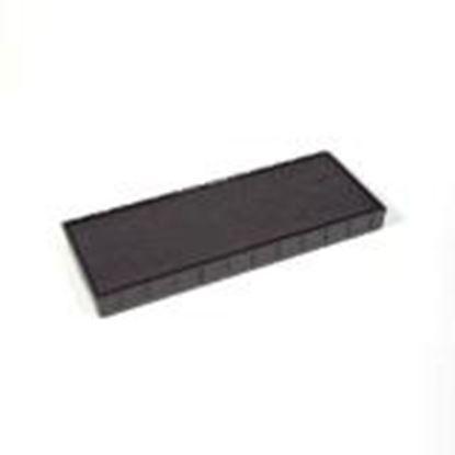 Obrázek Náhradní polštářky do samobarvicích razítek Colop - černá / E/45