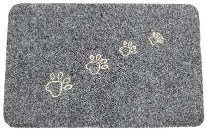 Obrázek Ekonomické rohože Homepoint - 40 x 60 cm / šedá