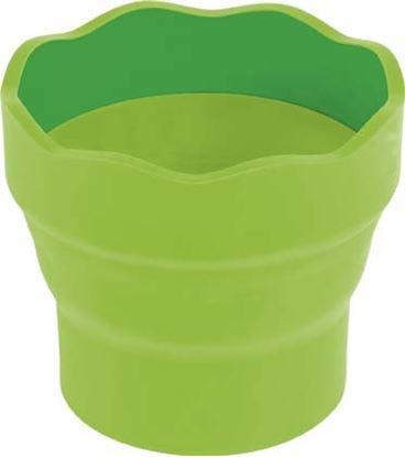 Obrázek Kelímek na vodu Faber - Castell CLIC&GO - světle zelená