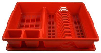 Obrázek Odkapávač Klasik na nádobí - barevný mix