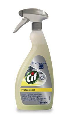 Obrázek Cif Professional čistič kuchyně - 750 ml s rozprašovačem