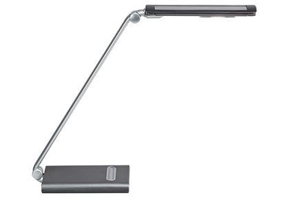 Obrázek Lampa LED MAUL PURE - šedo-stříbrná