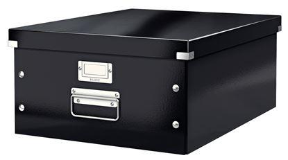 Obrázek Krabice Leitz Click & Store - L velká / černá