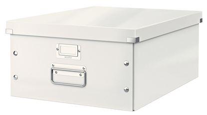 Obrázek Krabice Leitz Click & Store - L velká / bílá