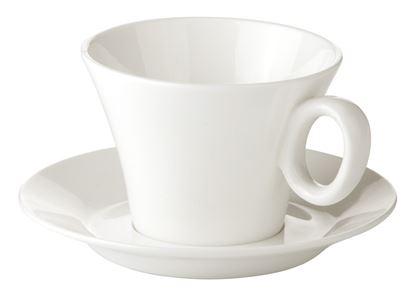 Obrázek Porcelánové šálky s podšálkem Allegro -  na čaj