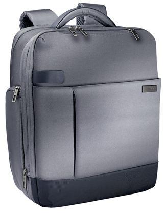 """Obrázek Batoh na notebook Leitz Complete  -  stříbrná / 15,6"""""""