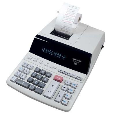 Obrázek Sharp EL-2607 stolní kalkulačka s tiskem displej 12 míst