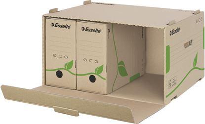 Obrázek Archivní kontejnery Esselte ECO - na boxy /otevírání zepředu