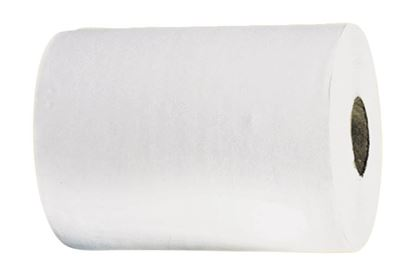 Obrázek Ručníky v rolích Merida AUTOMATIC Maxi - bílé / jednovrstvý recykl / 250 m
