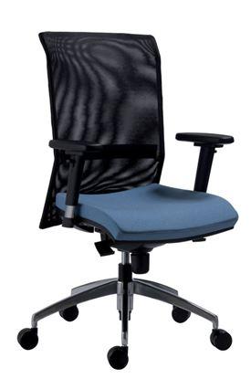 Obrázek Kancelářská židle Galeo Net Alu -  Galeo Net Alu