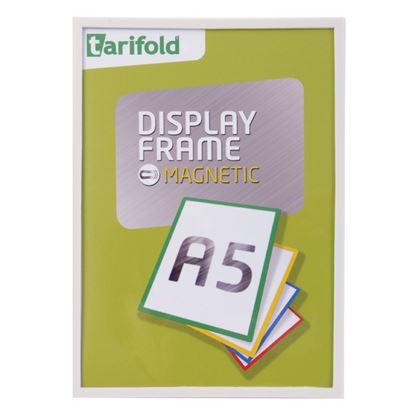 Obrázek Kapsy magnetické Display Frame - A5 / bílá