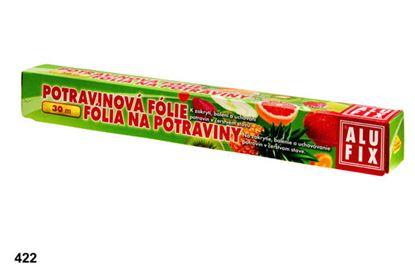 Obrázek Potravinová fólie Alufix - šíře 30 cm / návin 30 m
