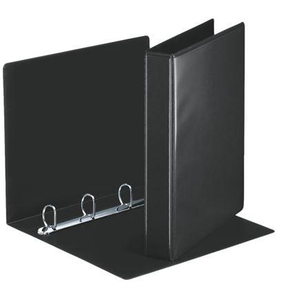 Obrázek Esselte pořadač A4 kroužkový prezentační 5,1 cm 4-kroužek černá