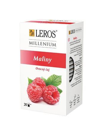 Obrázek Čaj Leros Millenium - Maliny