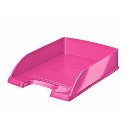 Obrázek Kancelářský box Leitz PLUS WOW - růžová