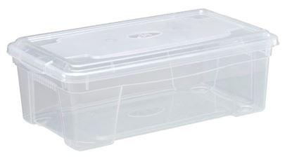 Obrázek Plastové boxy SPACE - 8,7 l / 42 x 24 x 14 cm