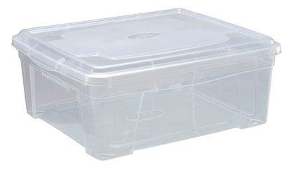 Obrázek Plastové boxy SPACE - 16,9 l / 42 x 35,5 x 17 cm