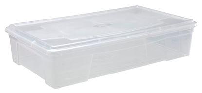 Obrázek Plastové boxy SPACE - 34,5 l / 70,5 x 42 x 15,5 cm
