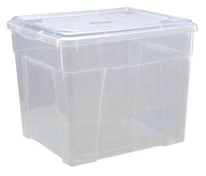 Obrázek Plastové boxy SPACE - 34,5 l / 42 x 35 x 33 cm