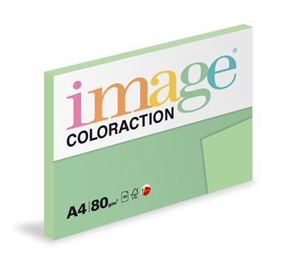 Obrázek Xerografický papír BAREVNÝ - Forest / pastelově zelená /100 listů / MG28