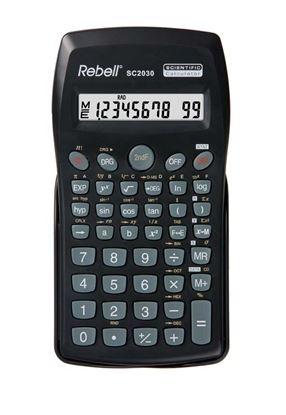 Obrázek Rebell SC2030 vědecká kalkulačka displej 10 míst