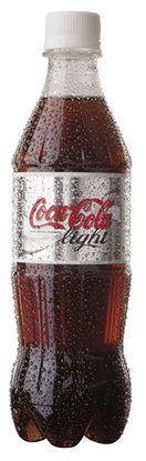 Obrázek Nápoje Coca Cola - Coca Cola light / 0,5 l