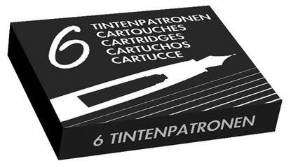 Obrázek Bombičky Imexpen - krabička 6 ks / černá