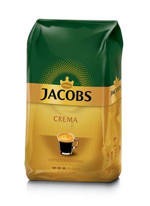 Obrázek Káva Jacobs  - Crema / zrno / 1 kg