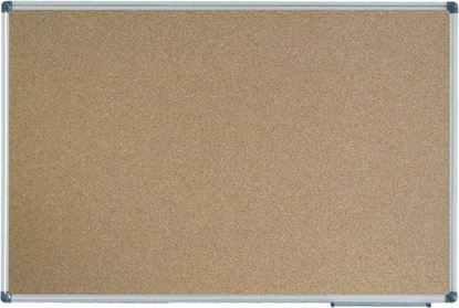 Obrázek Tabule korkové - 60 x 90 cm / Alu rám
