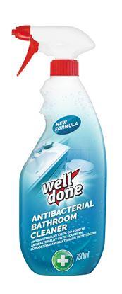 Obrázek Antibakteriální čisticí prostředek do koupelny - 750 ml s rozprašovačem