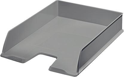 Obrázek Kancelářský box na spisy Centra - šedá