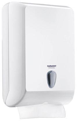 Obrázek Zásobník na skládané ručníky Harmony Professional - Maxi / 400 x 130 x 290 mm